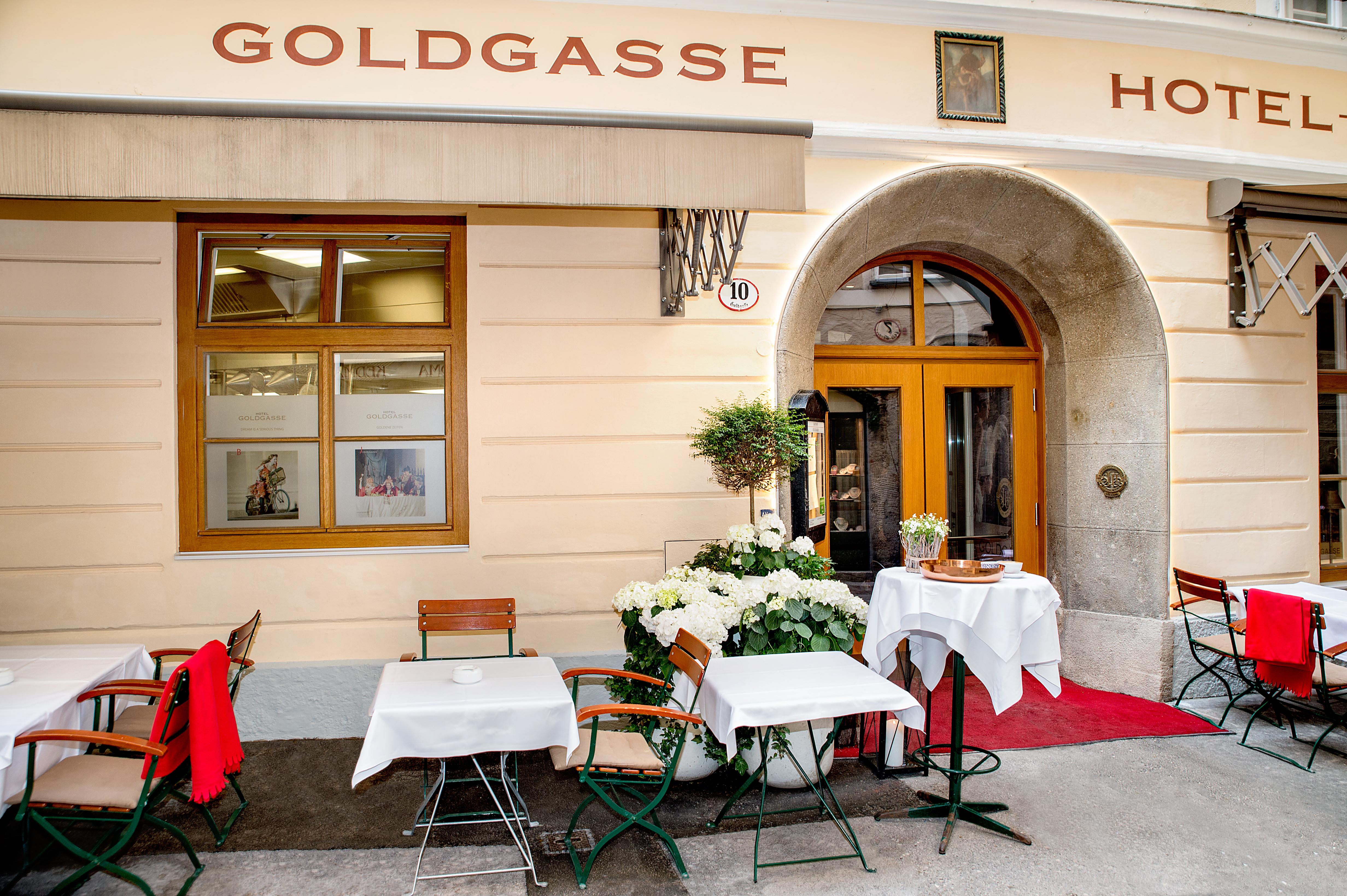 Boutique Hotel Salzburg Hotel Goldgasse